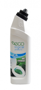 Krystal ŻEL do WC zielony ECO 750ml