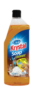 Krystal do podłóg z WOSKIEM Soap Cleaner  750ml